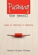 Pushing The Pencil af Donald Wilcox Thomas