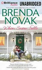 When Snow Falls af Brenda Novak