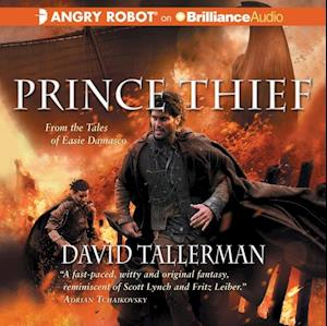Prince Thief af David Tallerman