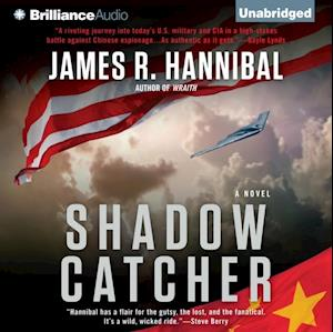 Shadow Catcher af James R. Hannibal