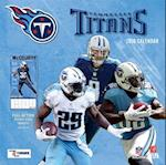 Tennessee Titans 2018 12x12 Team Wall Calendar