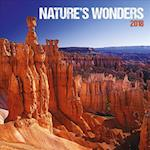 Nature's Wonders 2018 Calendar af Lang Holdings Inc.