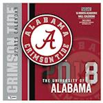 University of Alabama Crimson Tide 2018 Academic Calendar