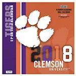 Clemson Tigers 2018 Calendar