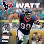 Houston Texans J.J. Watt 2018 Calendar