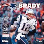 New England Patriots Tom Brady 2018 Calendar