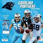Carolina Panthers 2018 12x12 Team Wall Calendar