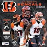 Cincinnati Bengals 2018 Calendar