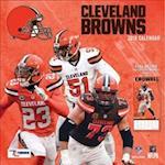 Cleveland Browns 2018 Calendar