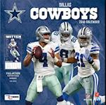 Dallas Cowboys 2018 12x12 Team Wall Calendar