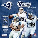 Los Angeles Rams 2018 12x12 Team Wall Calendar