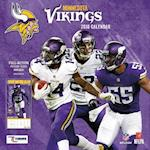 Minnesota Vikings 2018 12x12 Team Wall Calendar