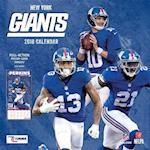 New York Giants 2018 Calendar