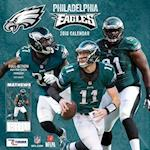 Philadelphia Eagles 2018 12x12 Team Wall Calendar