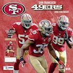 San Francisco 49ers 2018 Calendar