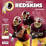 Washington Redskins 2018 12x12 Team Wall Calendar