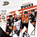 Anaheim Ducks 2018 Calendar