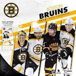Boston Bruins 2018 Calendar