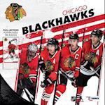 Chicago Blackhawks 2018 Calendar