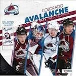 Colorado Avalanche 2018 Calendar