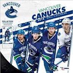 Vancouver Canucks 2018 Calendar