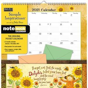Simple Inspirations(tm) 2021 Note Nook(tm)