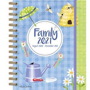 Family 2021 Plan-It(tm) Planner