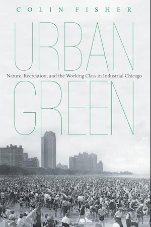 Bog, paperback Urban Green af Colin Fisher