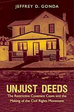 Unjust Deeds (Justice Power and Politics)