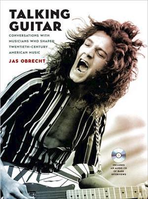 Bog, hardback Talking Guitar af Jas Obrecht