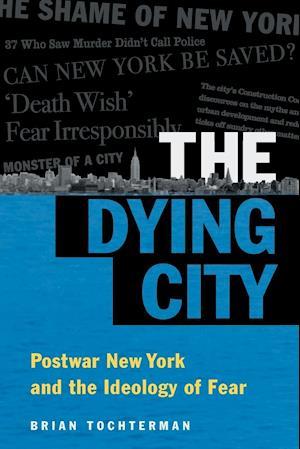 Bog, paperback The Dying City af Brian L. Tochterman