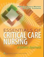 Essentials of Critical Care Nursing with NCLEX-RN 10,000 Review Access Code af Dorrie K. Fontaine, Patricia Gonce Morton