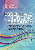 Essentials of Nursing Research, 8th Ed. + Study Guide af Denise F. Polit