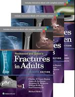 Rockwood, Green, and Wilkins' Fractures in Adults and Children  Package
