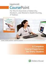 Lippincott Coursepoint for Essentials of Maternity, Newborn, and Women's Health Nursing af Susan Ricci