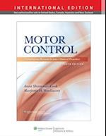 Motor Control af Anne Shumway-Cook, Marjorie H. Woollacott