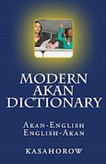 Modern Akan Dictionary