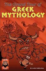 The Grand Tour of Greek Mythology af Mike Indovina