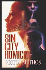 Sin City Homicide af Victor Methos