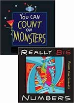 Really Big Numbers and You Can Count on Monsters, 2-Volume Set