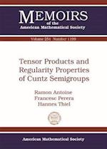 Tensor Products and Regularity Properties of Cuntz Semigroups (Memoirs of the American Mathematical Society)