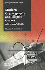 Modern Cryptography and Elliptic Curves (STUDENT MATHEMATICAL LIBRARY)