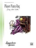 Player Piano Rag (Signature)