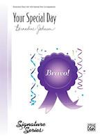 Your Special Day (Signature)