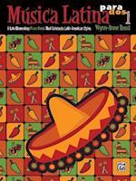 Musica Latina Para DOS, Bk 1 (M Sica Latina, nr. 1)