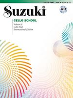 Suzuki Cello School, Vol 6 (Suzuki Cello School, nr. )