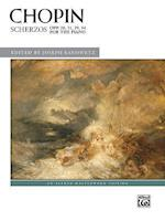 Scherzos, Opp. 20, 31, 39, 54 for the Piano (Alfred Masterwork Editions)