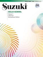 Suzuki Cello School, Vol 7 (Suzuki Cello School, nr. )