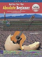 Guitar for the Absolute Beginner, Bk 2 (Absolute Beginner, nr. 2)