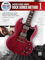 Alfred's Basic Guitar Rock Songs Method, Bk 1 (Alfred's Basic Guitar Library, nr. 1)